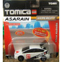Toyota Prius Rally Race Car - Tomy Tomica - 1/64