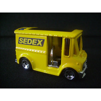 Hot Wheels Bread Box Custom Correios By Fox Lacrada. Nova.