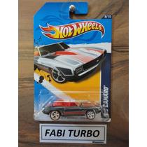 Hot Wheels Super T-hunt 69 Camaro - Superized 2012