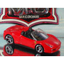 Hot Wheels Ferrari 458 Italia Spider 25/2012 Lacrado/blister