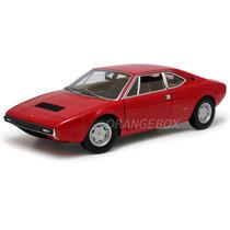 Ferrari Dino 308 Gt4 1973 Hot Wheels Elite 1:18 X5482