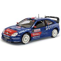 Citroen Xsara Wrc Rally Monte Carlo 2006 1:18 Solido 203239