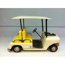 Miniatura Metal Retro Antiga Vintage - Carro Golf