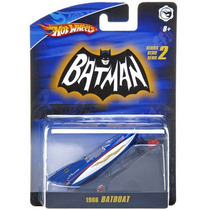 Hot Wheels Batman 1:50 Serie 2 1966 Tv Series Batboat