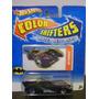 (bx12) Hot Wheels Hw Color Colour Shifters Batman Batmobile