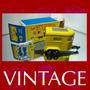 1969 Matchbox Lesney Pony Trailer Original Box 1/64 - Bx Az
