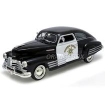 Chevy Aerosedan Fleetline Highway Patrol Motormax 76454