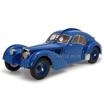 Bugatti 1938 57sc Atlantic Blue 1:18 Autoart 70942