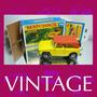 1971 Matchbox Lesney Moko Fild Car Jeep Miniatura 1/64