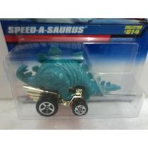 Hot Wheels - Speed A Saurus - 1998 - Lacrado E Raro!