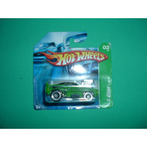 Hot Wheels - T-hunt 2007 -