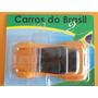Miniatura Carros Brasileiros Nacionais Classicos 2 - Bugre