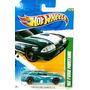 Carrinho Hot Wheels T Hunt 92 Ford Mustang Coleção 2012 Raro