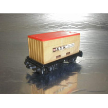 ( L - 70 ) Matchbox Superfast N. 25 Flat Car Container