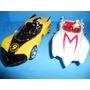 Speed Racer Mach 5 & Corredor X Autorama Carrera Go! - Novo