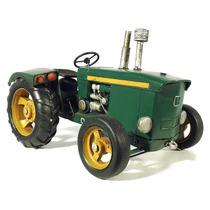 Miniatura Trator Verde Oldway