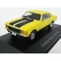 Miniatura Chevrolet Opala Ss 1976 Escala 1/43 12 Cm Cp45