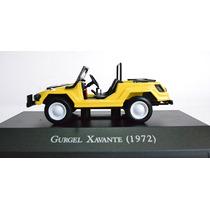 Colecao Carros Inesqueciveis Do Brasil- Gurgel Xavante 1972