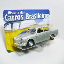 Miniatura Alfa Romeo Jk 2000 Fnm Coleção Carros Brasileiros