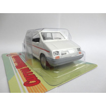 Miniatura Br 800 Gurgel Sl Classicos Nacionais 2 - Extra