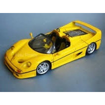 Ferrari Amarela F50 Maisto Assembly Kit 54 Parts (1:18)