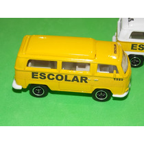 Vw Kombi Escolar.matchbox Escala 1.64. Vendida 45,00 Cada.
