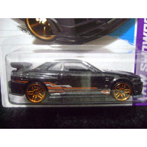 Hot Wheels - Nissan Skyline Gt-r (r34)