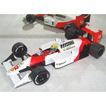 Miniatura Ayrton Senna Mclaren Mp 4/4 1988 Minichamps 1:18