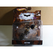 Bat Pod - Série 2012 - Hot Wheels - Moto Do Batman 1:50
