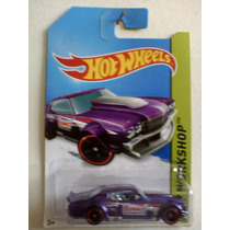 70 Chevy Chevelle Super Th - Treasure Hunt Hot Wheels 2014