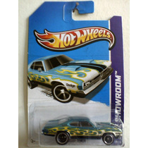 71 Dodge Demon Super Th - Treasure Hunt Hot Wheels 2013