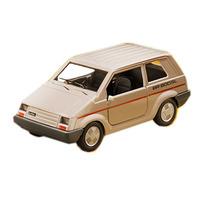 Miniatura Carros Clássicos Nacionais Gurgel Br 800 Sl 1989