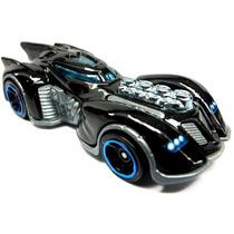 Miniatura Hot Wheels1:64 Batman Arkham Asylum Batmobile Raro