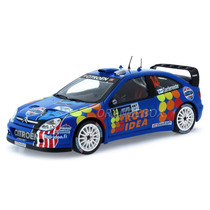 Citroen Xsara Wrc 2006 Rally Sunstar 1:18 4428