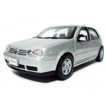 Volkswagen Golf Iv 2000 1:24 Welly Raridade