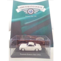 Karmann Ghia/carros/carrinho/brasil/volkswagen/coleção/vw