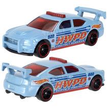 Dodge Charger Drift (w/light Bar) Hot Wheels 2014 - Novo #48