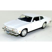 Ford Maverick Miniatura De Coleção Escala 1,24*scania,volvo