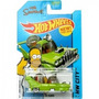 The Homer Simpsons Hot Wheels 2014