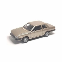 Miniatura Carros Nacionais Ford Delrey 1982 Jornal Extra