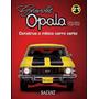 Coleção Chevrolet Opala Ss - Vol.21 (miniatura Para Montar)