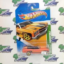 70 Chevy Chevelle Convertible 2012 Treasure Hunt Hot Wheels