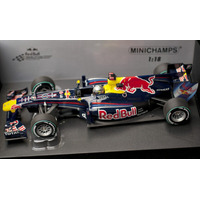 1:18 S. Vettel, Red Bull Racing Rb6, 2010 Abu Dhabi Gp World