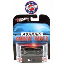 Super Maquina Kitt Knight Rider Retro Hot Wheels - 1/64