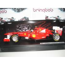 1:18 Hotwheels Ferrari F150 Felipe Massa 2011