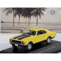 Miniatura Opala Ss Carros Inesquecíveis Do Brasil 1/43 - Ixo
