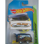 Hotwheels Volskwagen Kool Kombi - 201/250 - Coleção 2014