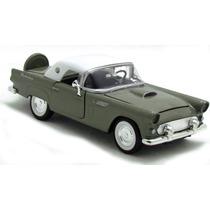 Miniatura Ford Thunderbird 1956 Escala 1,24 *scania Volvo *