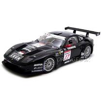 Ferrari 575 Gtc Team J.m.b Donington 2004 1:18 Kyosho 08393c