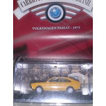 Coleção Carros Inesquecíveis Do Brasil Edição 30 Passat 1975